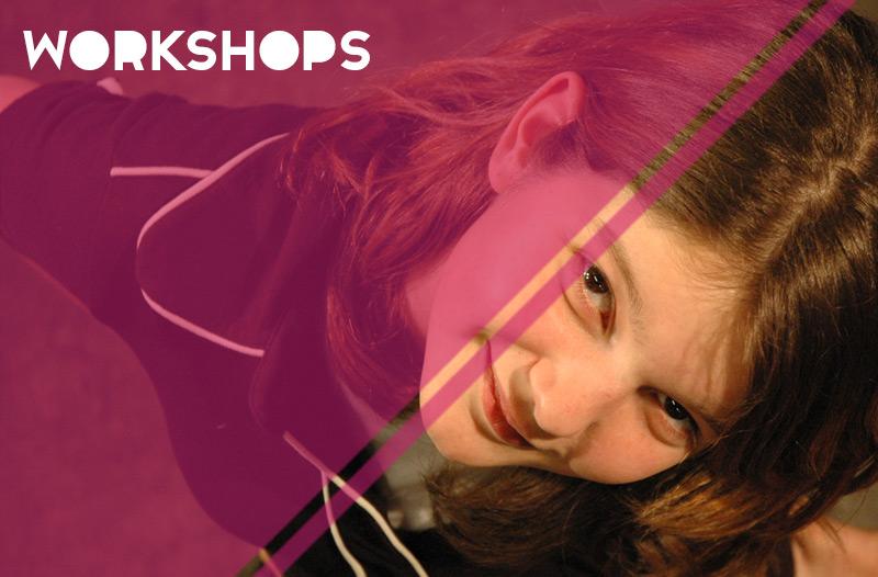 Theaterworkshops jeugdtheaterschool Utrecht