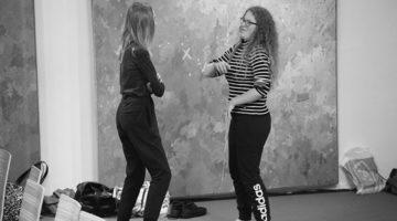 jeugdtheaterschool Utrecht theaterlessen voor kinderen jongeren