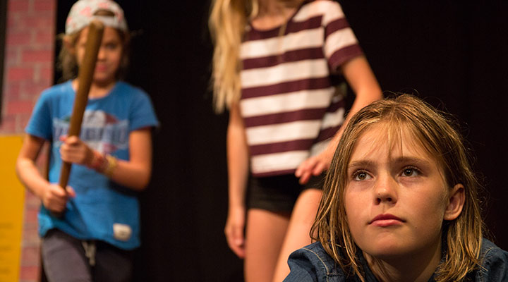 Musicalkamp jeugdtheaterschool Utrecht