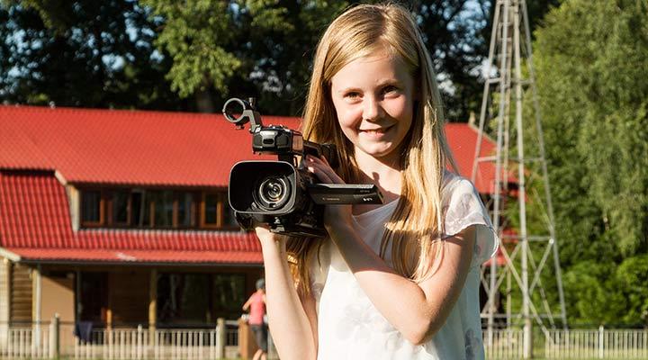 Filmkamp jeugdtheaterschool Utrecht
