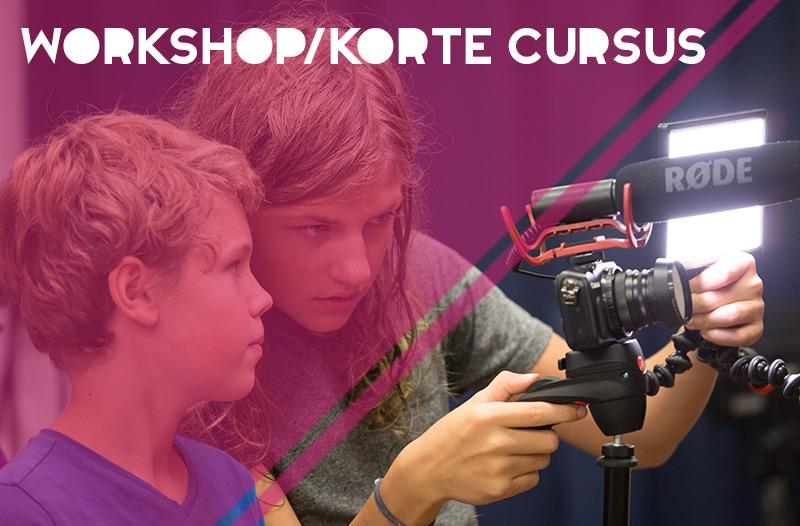 workshops en korte cursussen jeugdthaterschool Utrecht