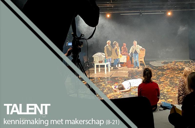 De Theaterwerkplaats - Talent! - Utrecht