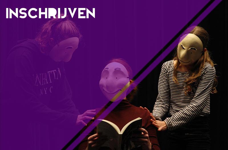 inschrijven jeugdtheaterschool Utrecht