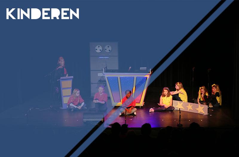 lessen THEATER - MUSICAL - WORKSHOPS voor KINDEREN in Utrecht