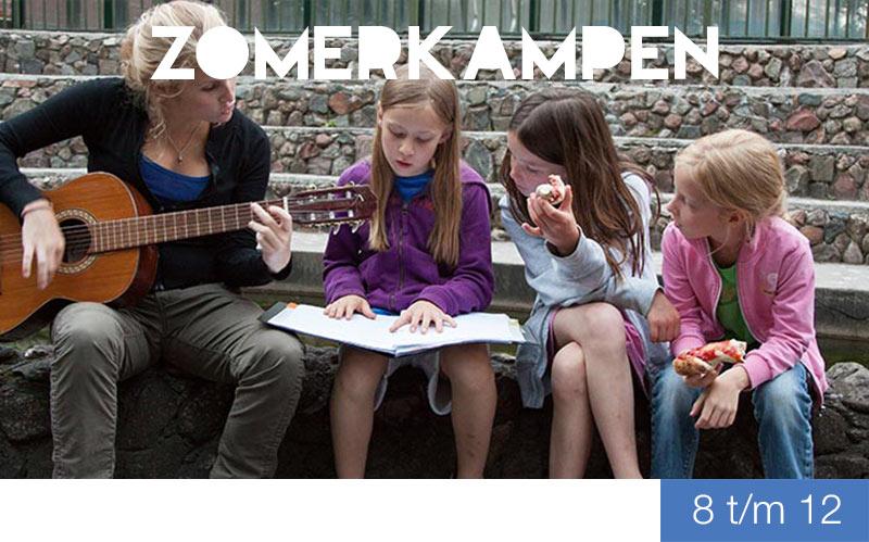 musicalkamp - filmkamp - zangkamp - Jeugdtheaterschool Utrecht