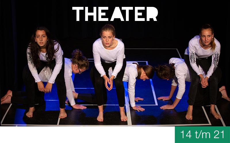 Vooropleiding THEATER Jeugdtheaterschool Utrecht