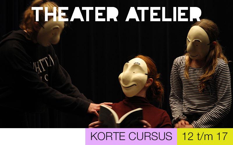 Theater Atelier voor jongeren - Jeugdtheaterschool Utrecht