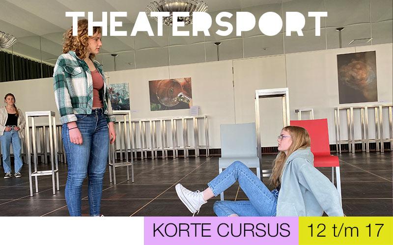 Theatersport voor jongeren Jeugdtheaterschool Utrecht
