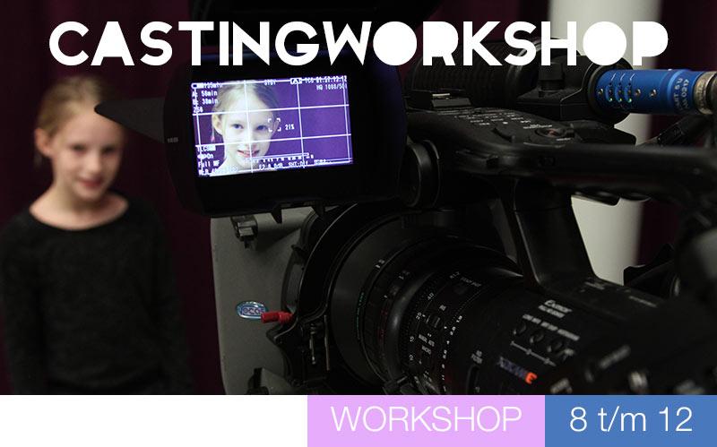 Castingworkshop - Jeugdtheaterschool Utrecht